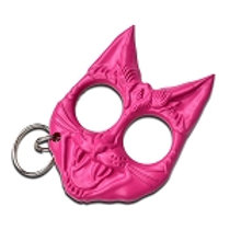 Wild Kitten Self Defense Keychain
