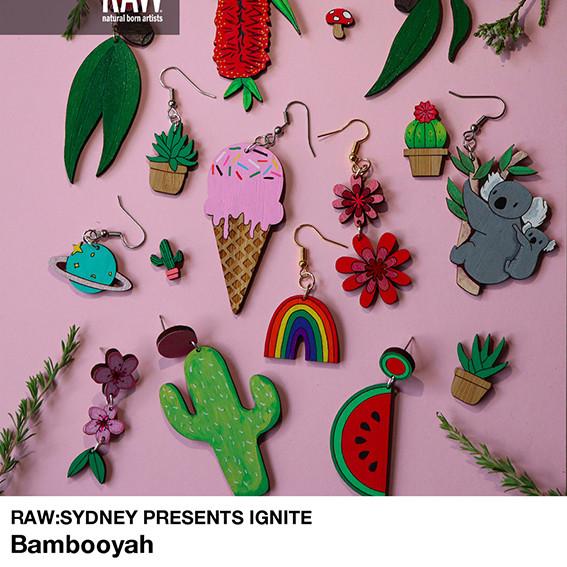 "RAW Artists Showcase ""IGNITE"" Sydney"