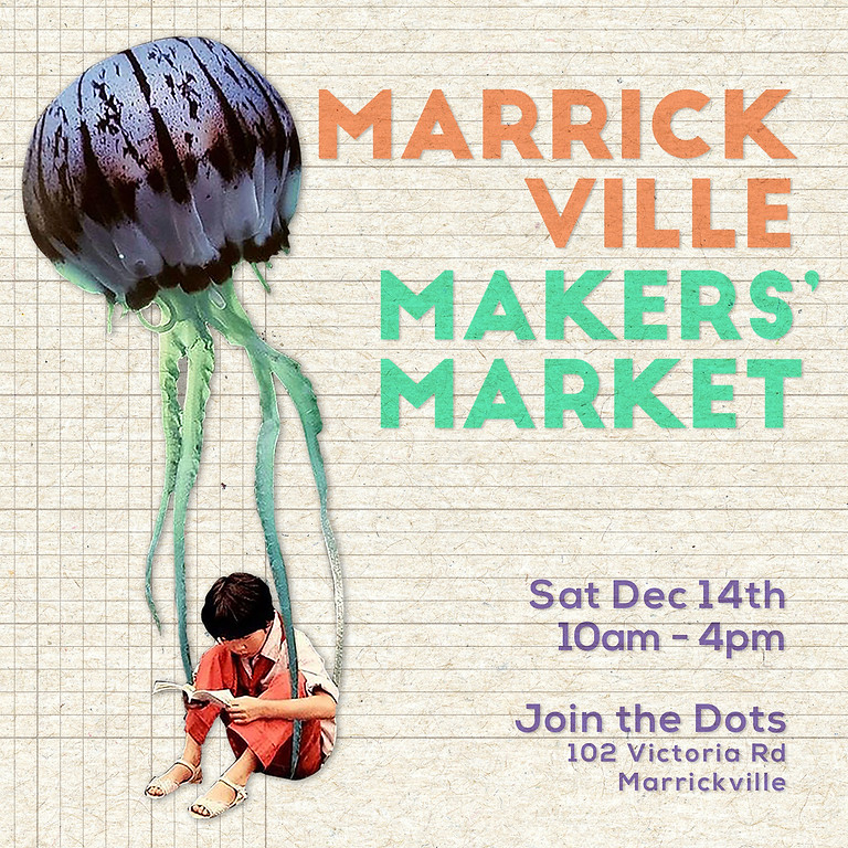 Marrickville Makers' Market