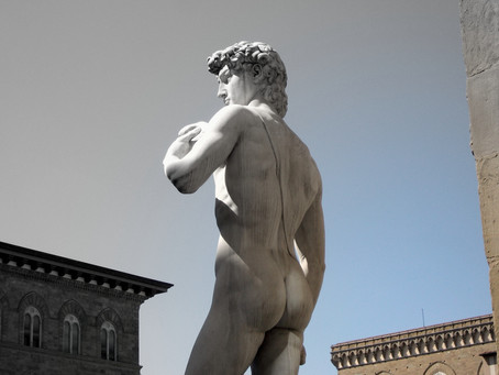 Michelangelo Taught Me To Be Rich