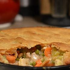 JUMBO Vegetable Pot Pie