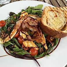 Brie & Bacon Salad