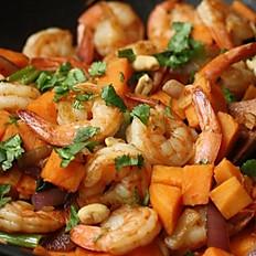 Sweet Caribbean Stir Fry