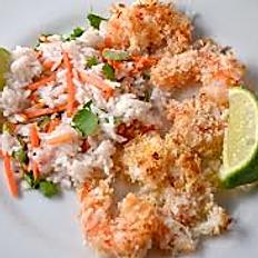 Tropical Coconut Shrimp