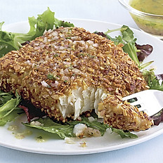 Almond & Hazelnut Snapper or Grouper