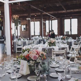 Metropolitan Building Long Island City Wedding Flowers