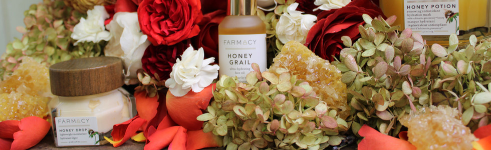 FARMACY Styled by Larkspur Botanicals