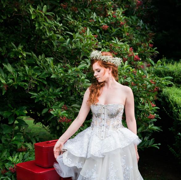 Victoria Spektor Wedding Dress Collection