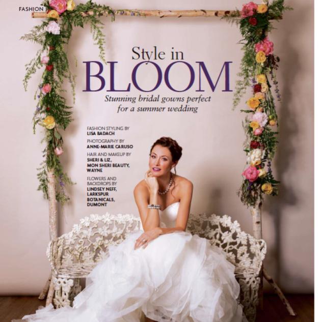 Larkspur Botanicals featured in 201 Magazine