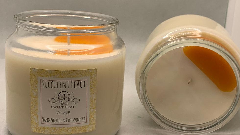 Succulent Peach