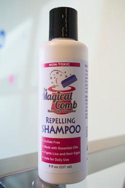 Repelling Shampoo