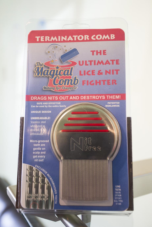 The Terminator Comb