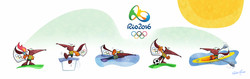 Proposta mascote olímpico
