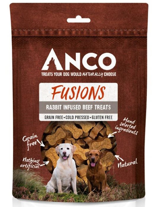 ANCO Fusions Beef & Rabbit
