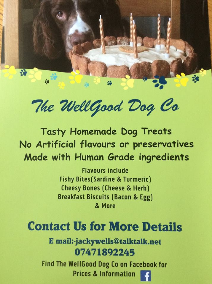 The Well Good Dog Co.