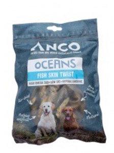 ANCO Fish skin twists 100g