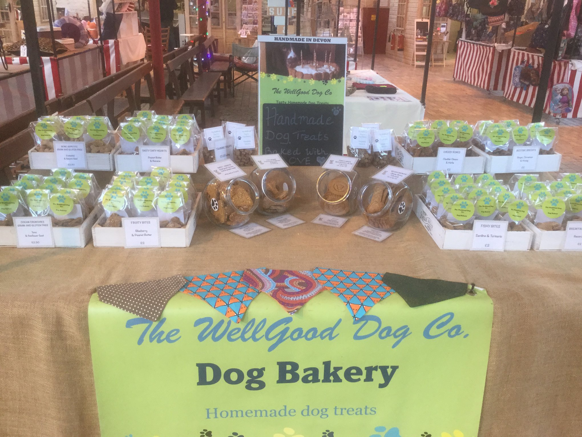 Treats your dogs will love