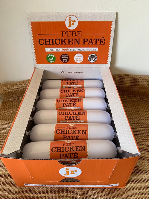 Pure Chicken pate 400g