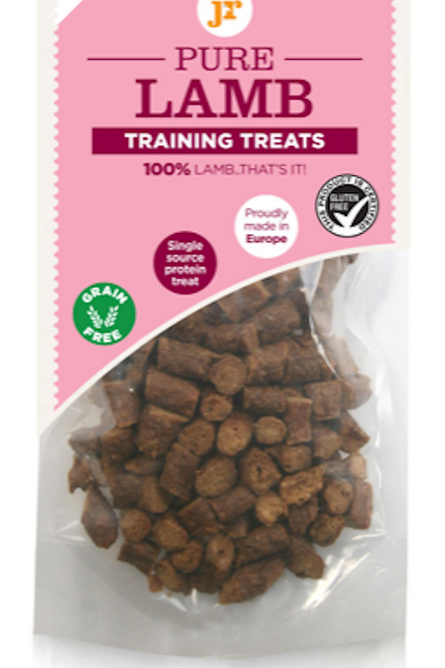 Pure Lamb Training Treats  100% lamb