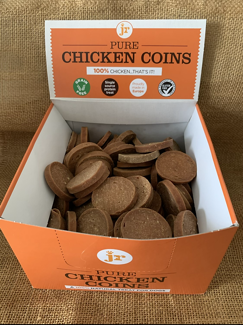 Pure Chicken coins *price is for 5 coins .