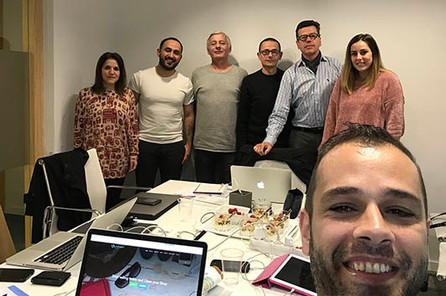 Our first 12 months: Mid-term meeting
