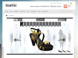 BricoShoe-Sandal-Configurator