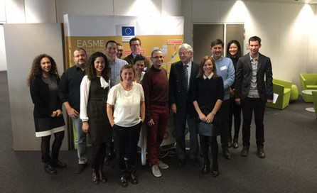 COSME II Kick-off meeting