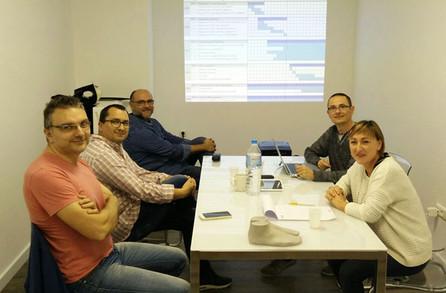 EU_EASME Project Adviser visit