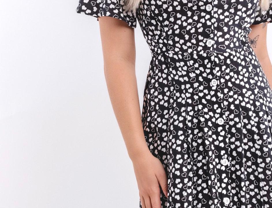 Kleid Heart