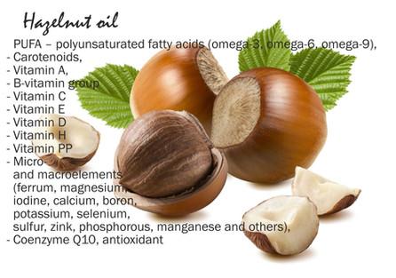 Hasselpähkinäöljy
