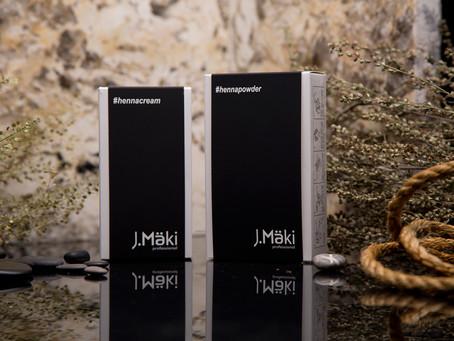Жидкая хна J.Maki