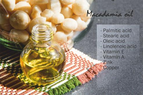 Macadamiaöljy