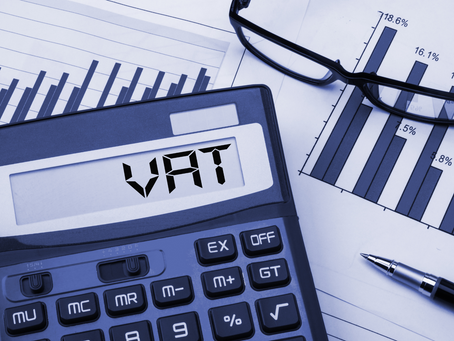 What should I do when I become VAT registered?