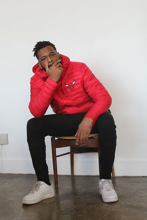 Chicago Bulls Quilted Jacket