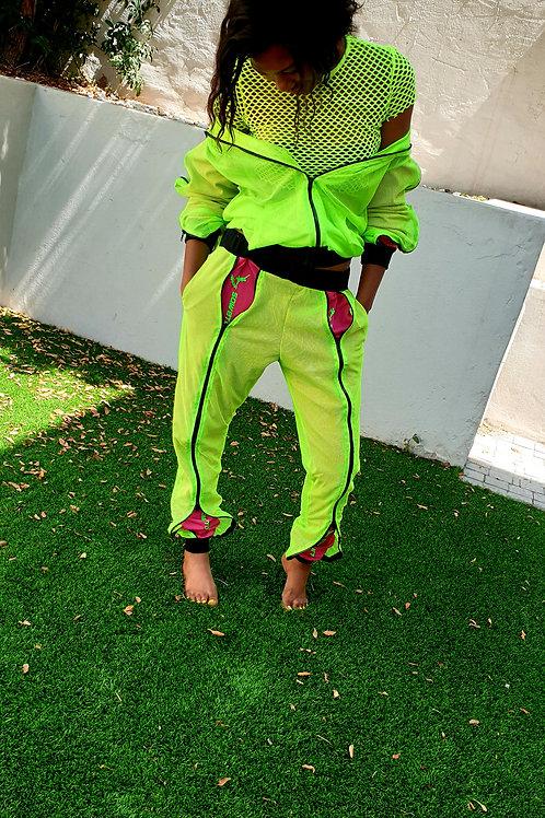 Soweto Surf Lime