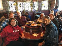 Bob Joyce with Anny Gallego family 24899922_1999768920039821_1672658599953381300_n