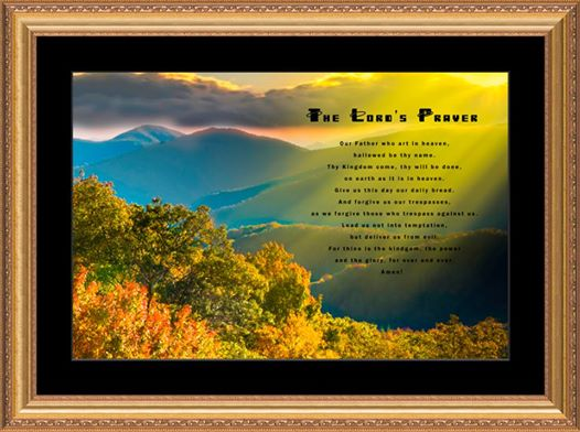 Susan Hammons The Lords Prayer 17990894_697425890441792_6538516821345427502_n