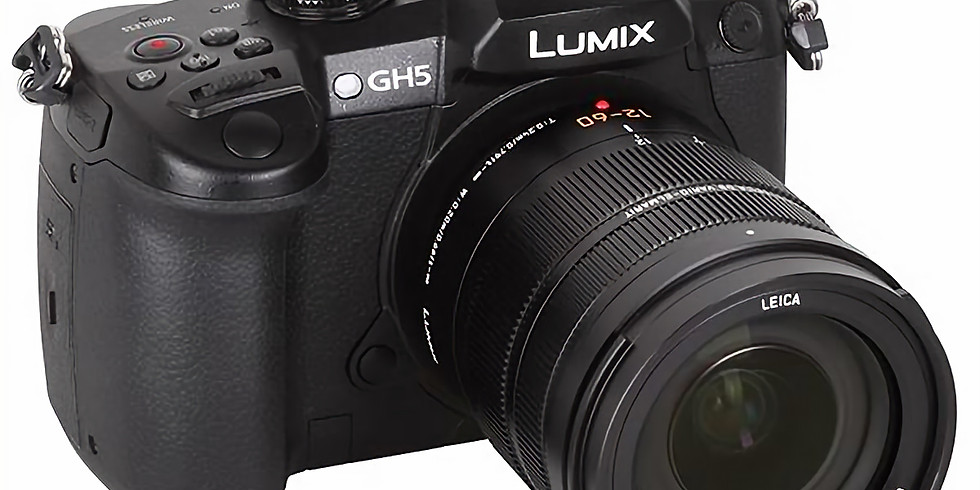 Learn Your Camera-Lumix