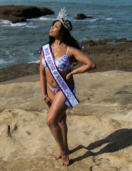 2018 Ambassador Queen - Bronze Beauties of Burlesque