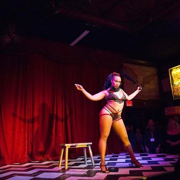 Savannah Burlesque Festival 2018
