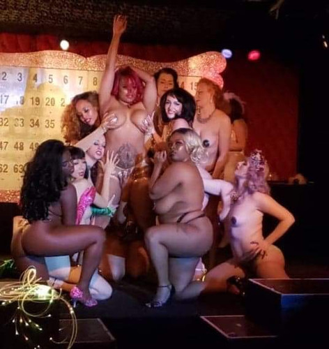 Burlesque Bingo - House of KNYLE Edition