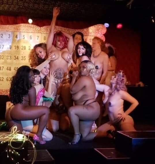 Burlesque Bingo - House of KNYLE Edition
