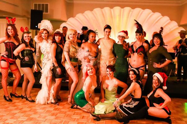 Burlesque Brunch San Diego