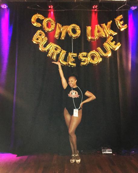 Como Lake Burlesque Festival - Italy