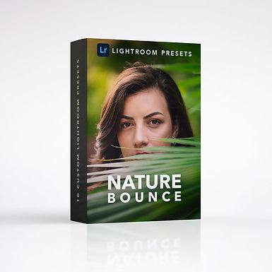 10 Lightroom Presets Nature Bounce