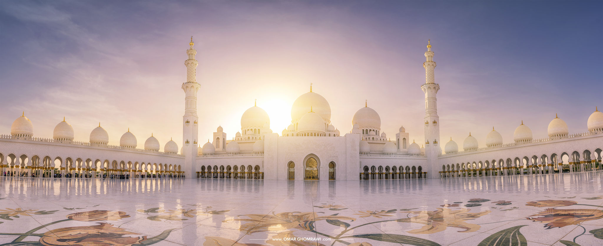 Sheikh Zayed Mosque 9413