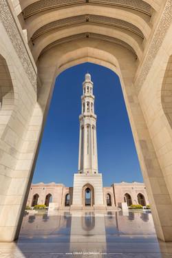 Sultan Qaboos Grand Mosque 7197