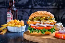 Chicken Burger 4818