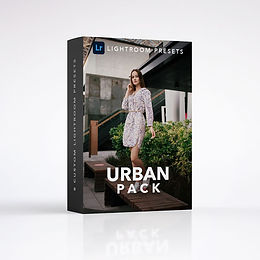 8 Urban Lightroom Presets