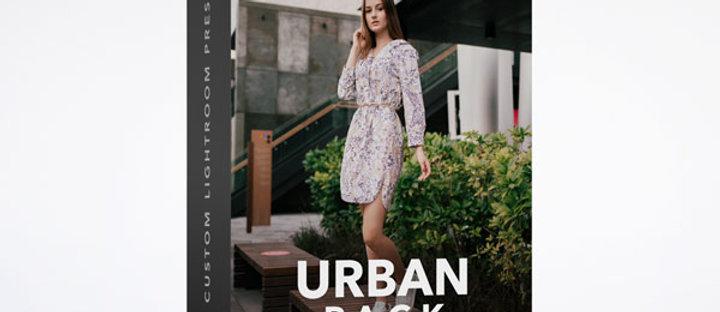 8 Urban Lightroom Presets